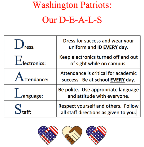 WASHINGTON DEALS